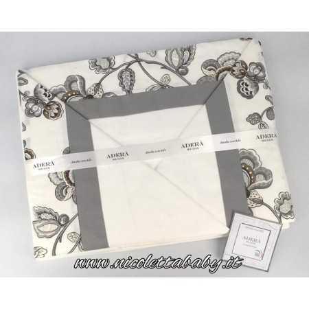 Completo lenzuola matrimoniale Aderà