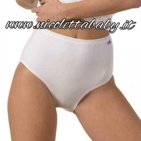 Slip Culotte Vita Alta E396 Snelly